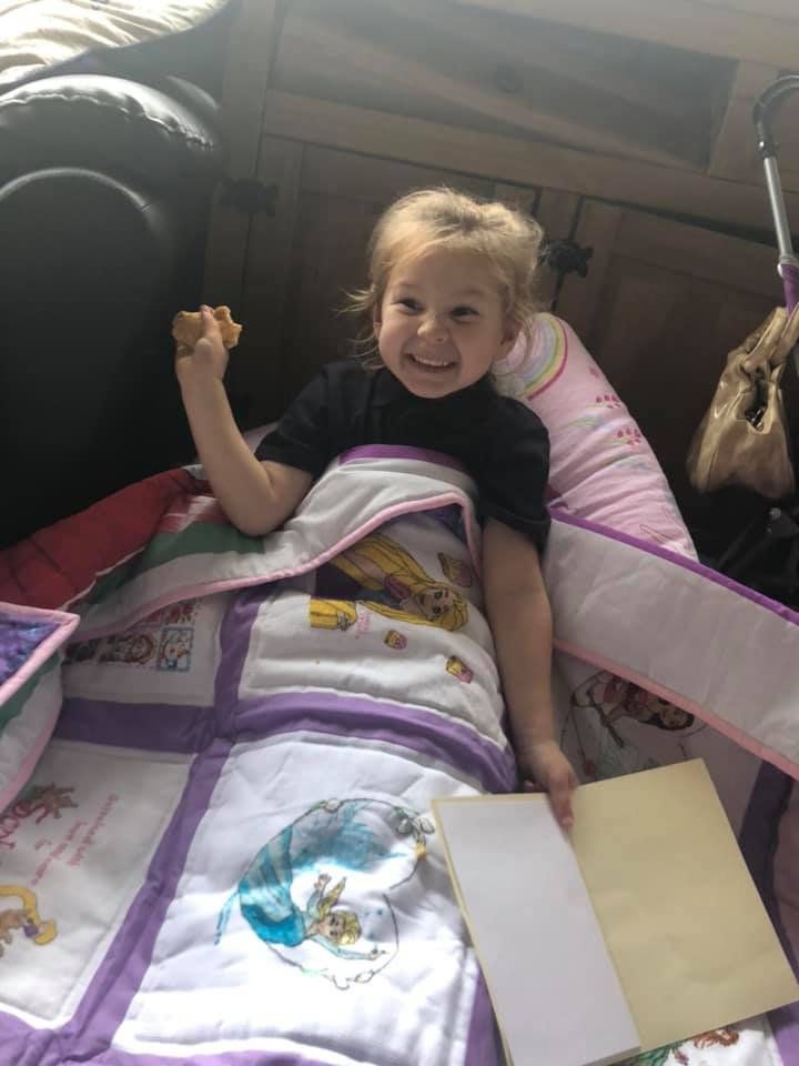 Photo of Sophia G's quilt