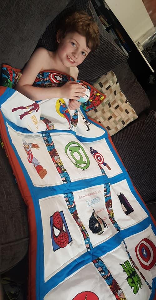 Photo of Zander S's quilt