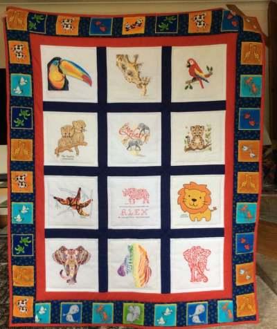 Photo of Alex F's quilt