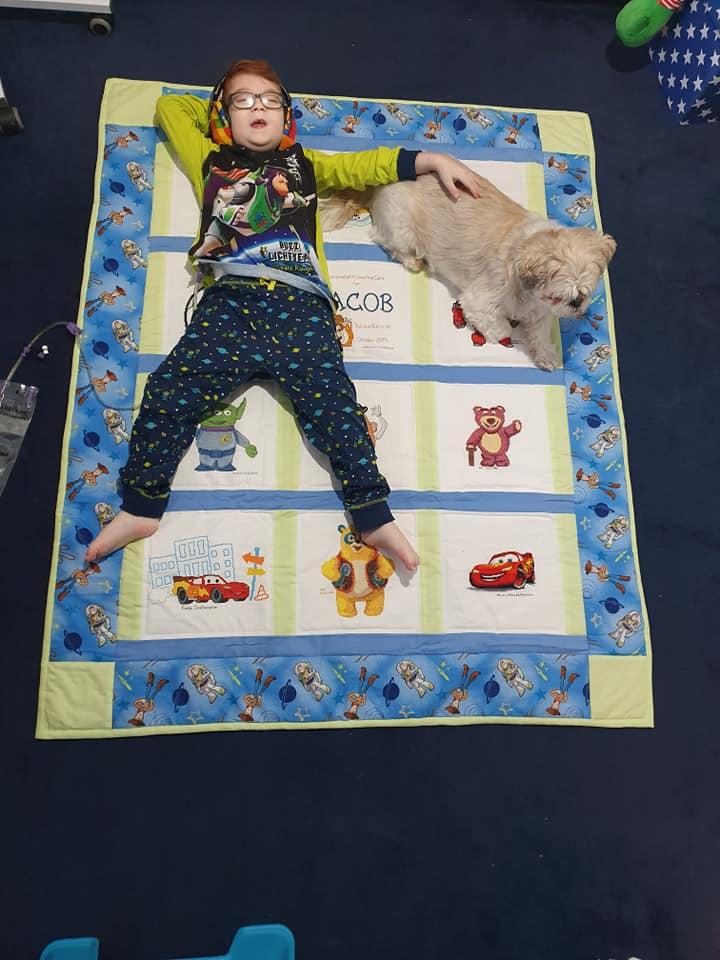 Photo of Jacob C's quilt