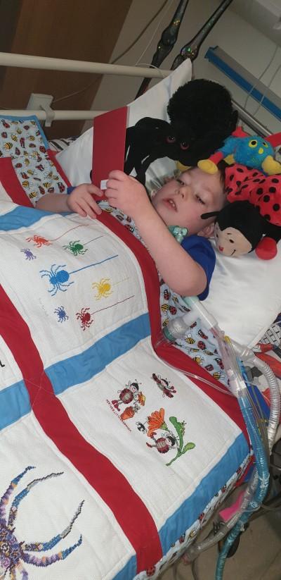 Photo of Oscar E's quilt