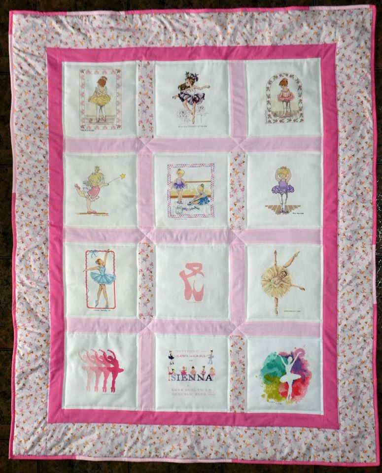 Photo of Sienna O's quilt