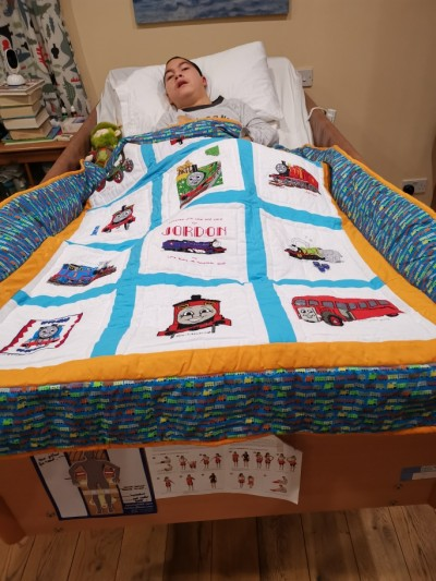 Photo of Jordon S's quilt