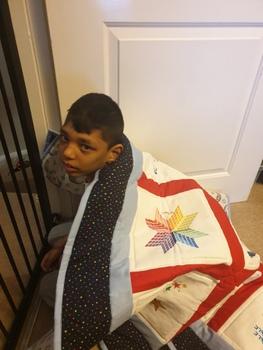 Photo of Aryan S's quilt