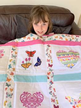 Photo of Evie P's quilt