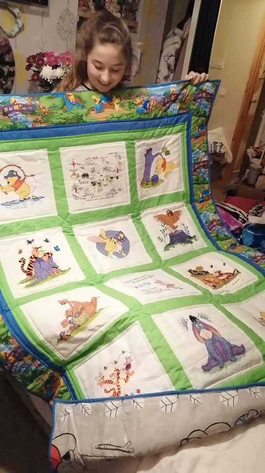 Photo of Faith F's quilt