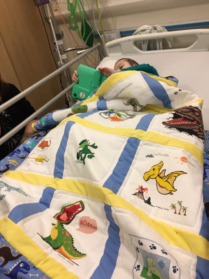 Photo of Jacob S's quilt