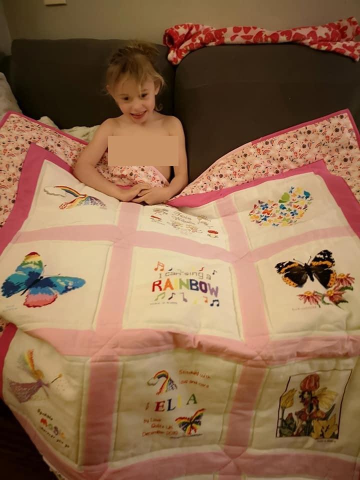 Photo of Ella R's quilt