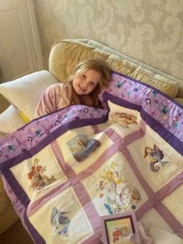 Photo of Maddie G's quilt