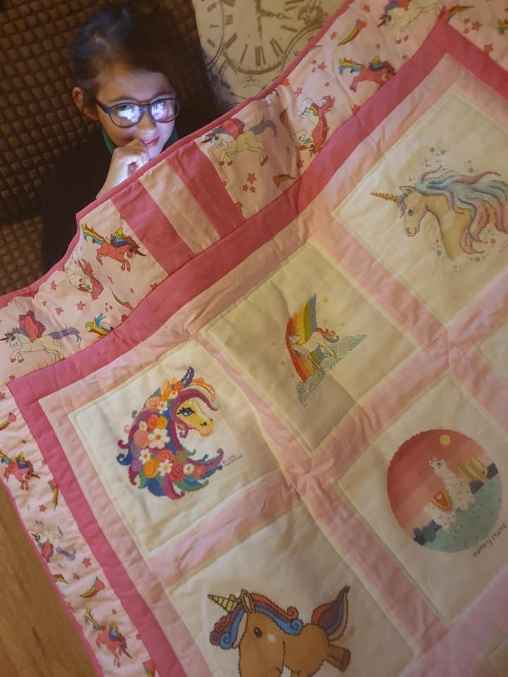 Photo of Jaine S's quilt
