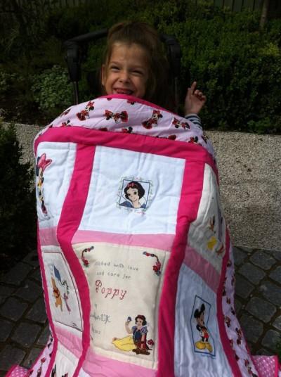 Photo of Poppy J's quilt