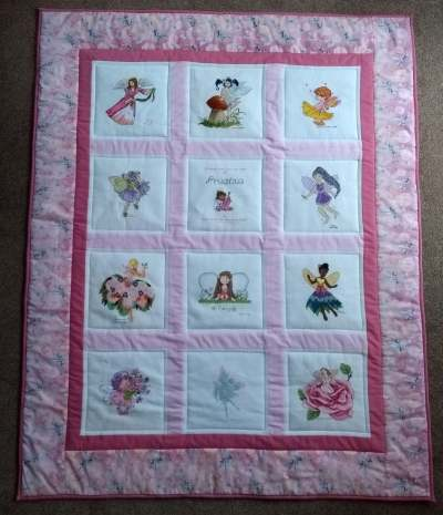 Photo of Prashna K's quilt