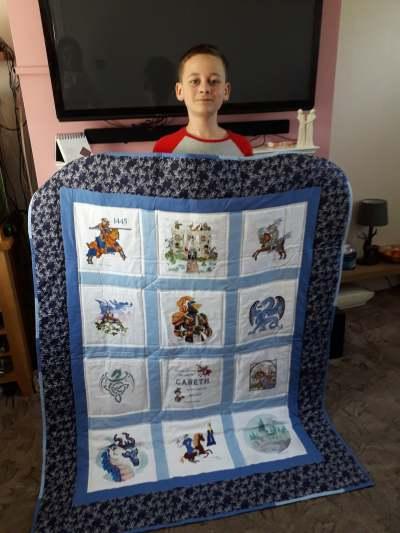 Photo of Gareth M's quilt