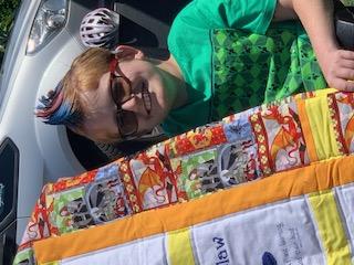 Photo of Jamie J's quilt