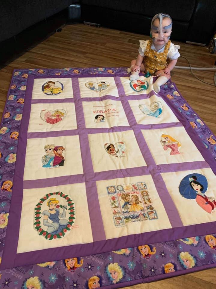 Photo of Loraya H's quilt