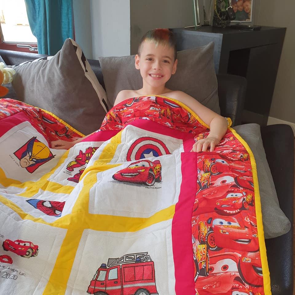 Photo of Leo S's quilt