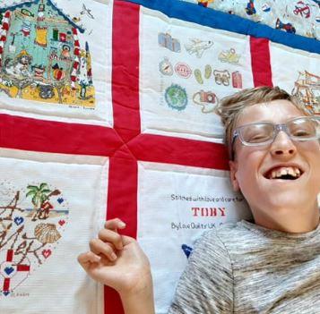 Photo of Toby D's quilt