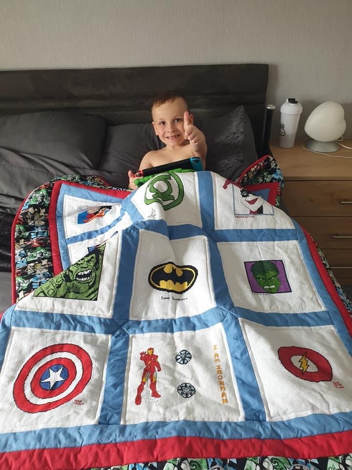 Photo of Zak Y's quilt