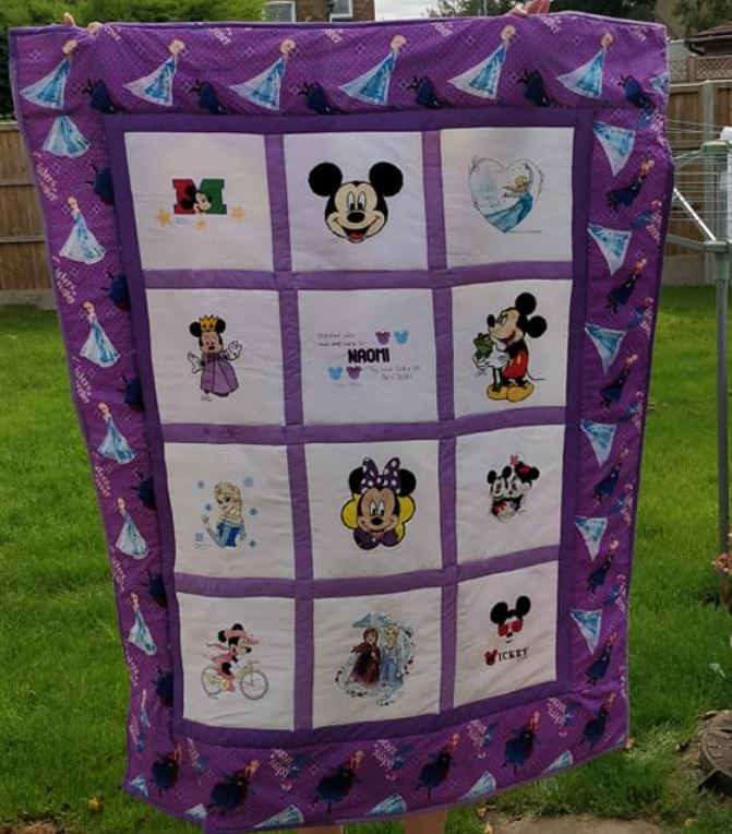 Photo of Naomi W's quilt
