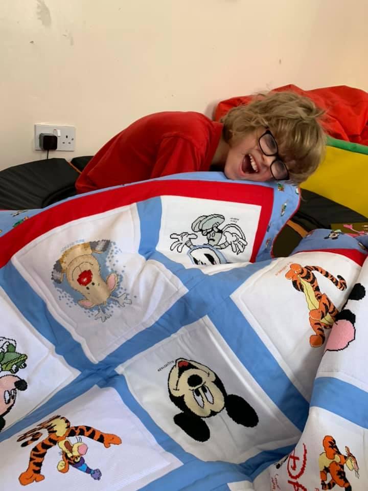 Photo of Daniel P's quilt