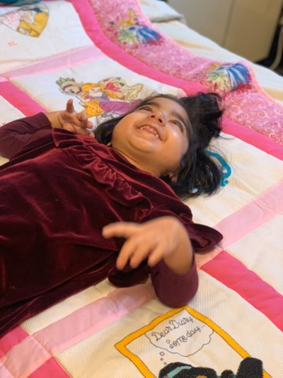 Photo of Zainab F's quilt