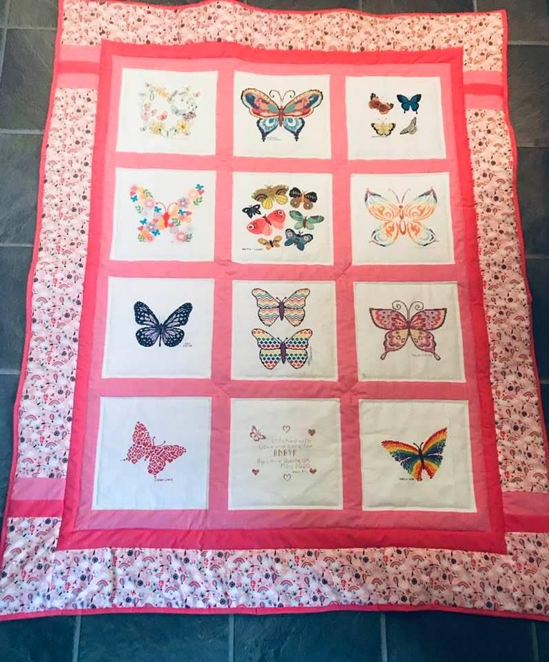 Photo of Anaya Z's quilt