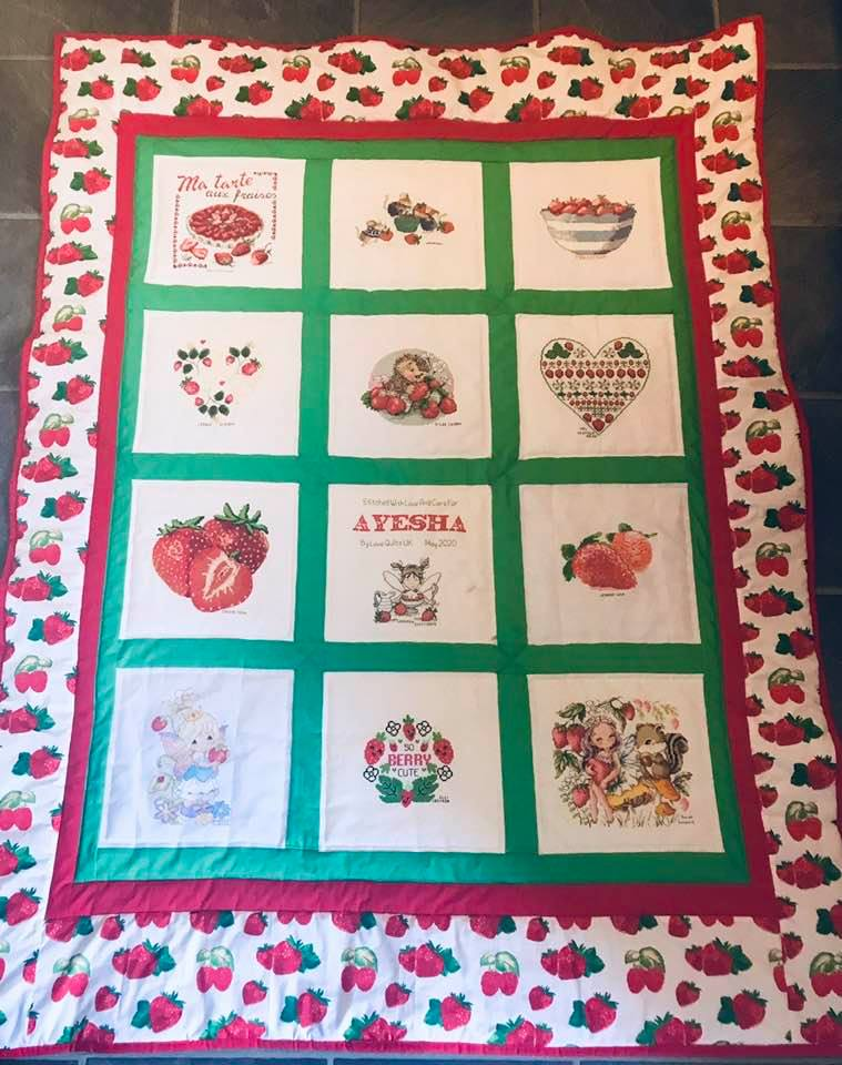 Photo of Ayesha Z's quilt