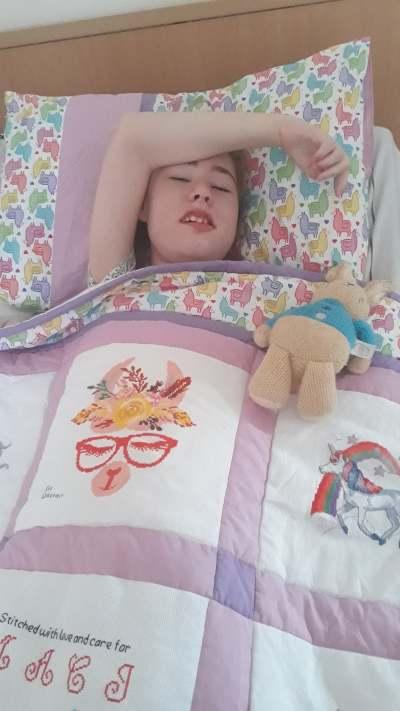 Photo of Maci W's quilt