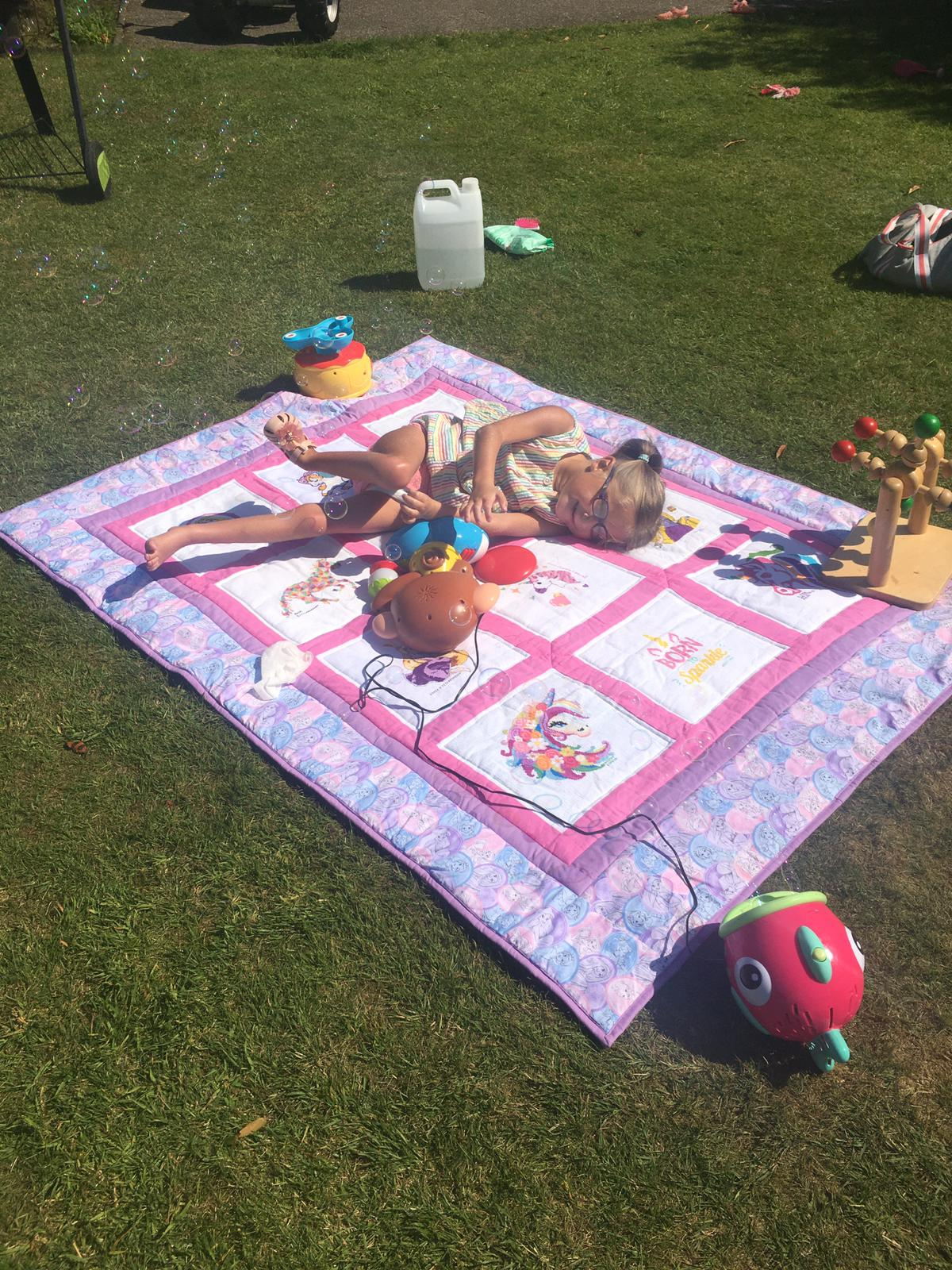 Photo of Halle D's quilt