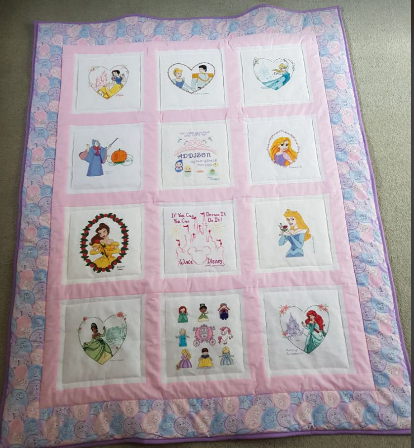 Photo of Addison B's quilt