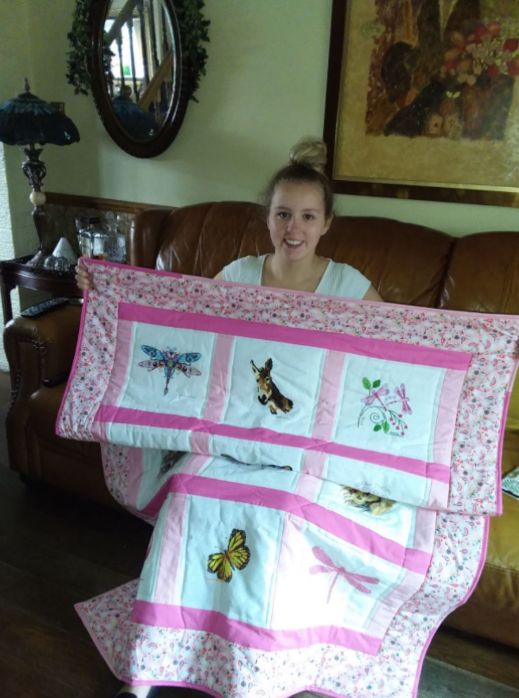 Photo of Natalia M's quilt