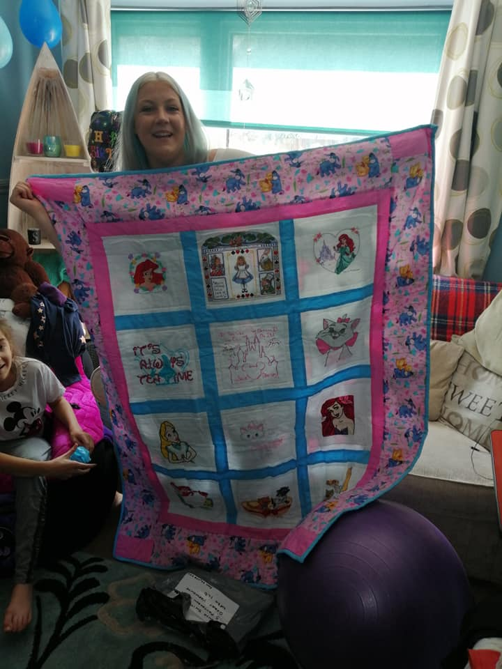 Photo of Carmen S's quilt