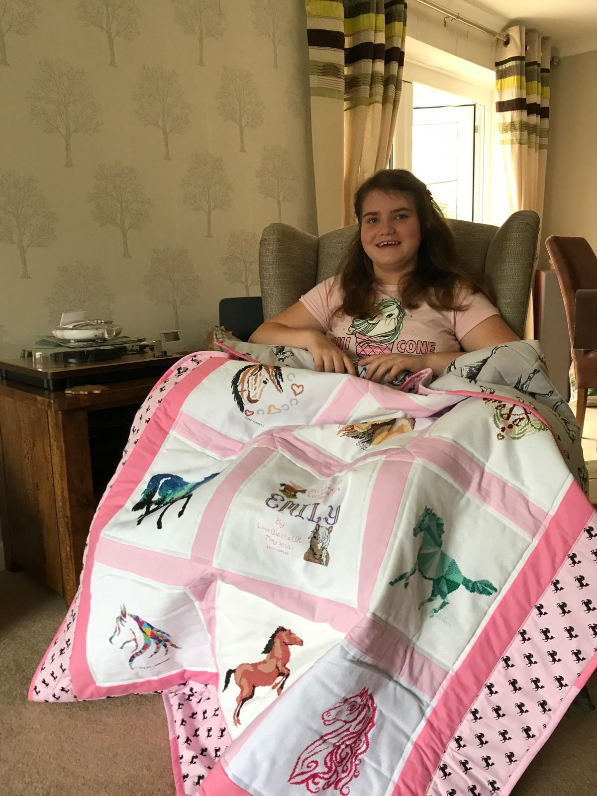 Photo of Emily S's quilt