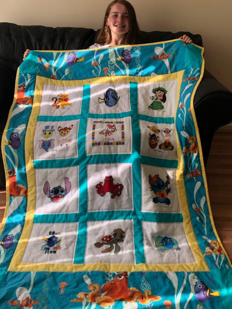 Photo of Lydia G's quilt