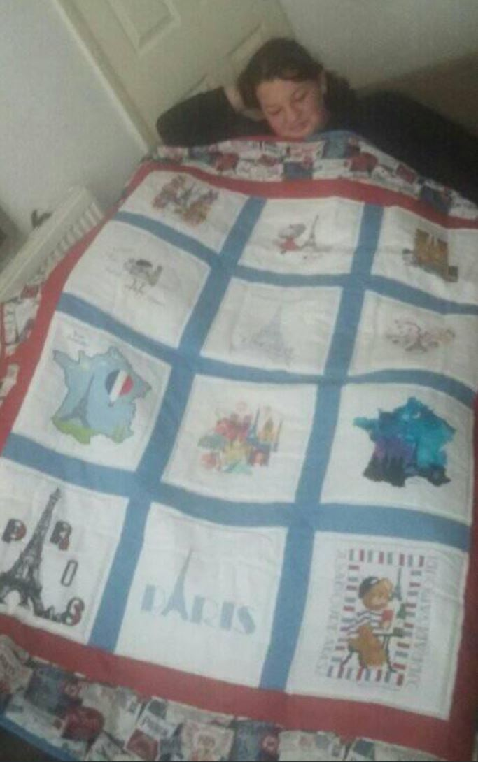 Photo of Tai-Omi S's quilt