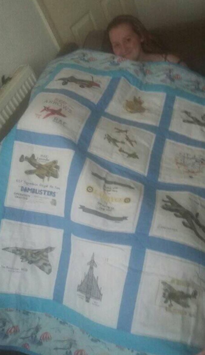 Photo of Lauryce S's quilt