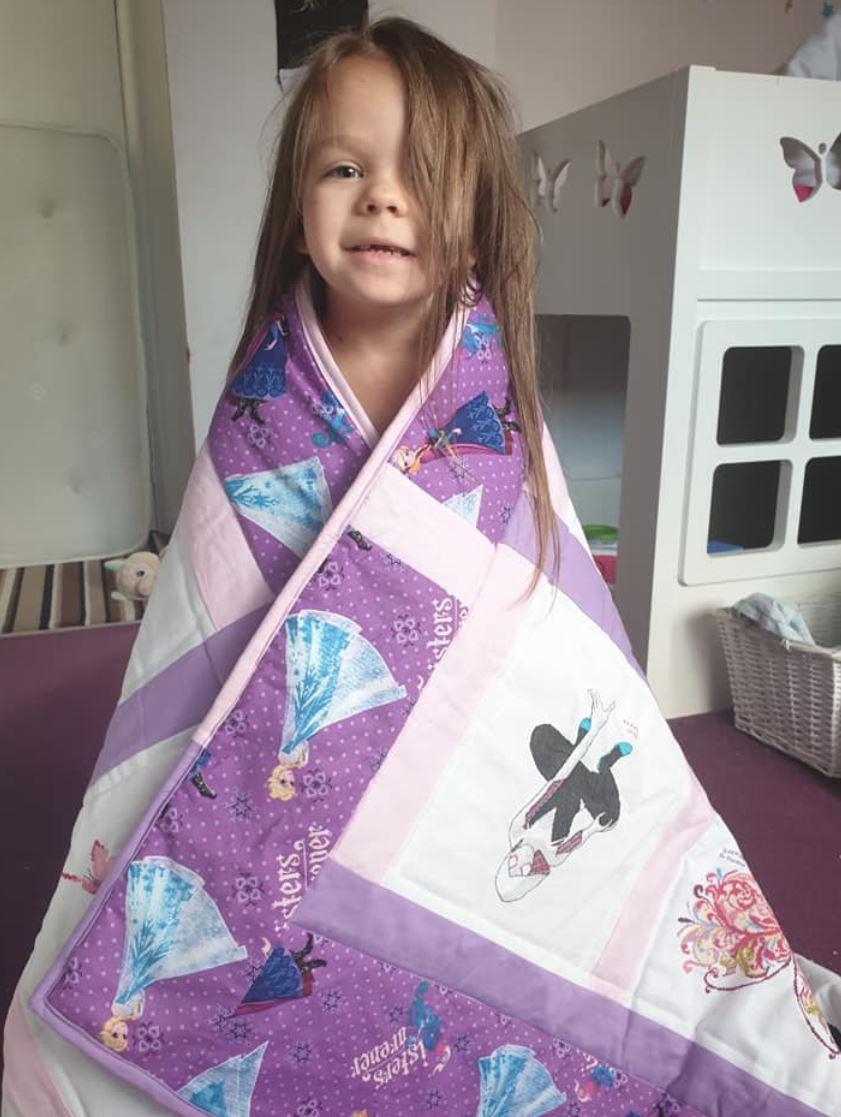 Photo of Elsie B's quilt