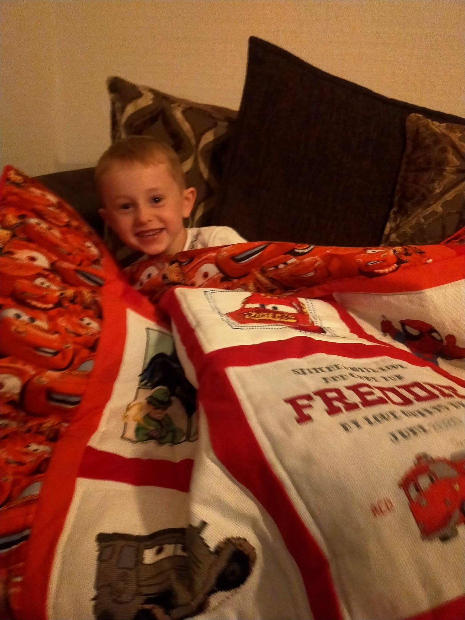 Photo of Freddie F's quilt