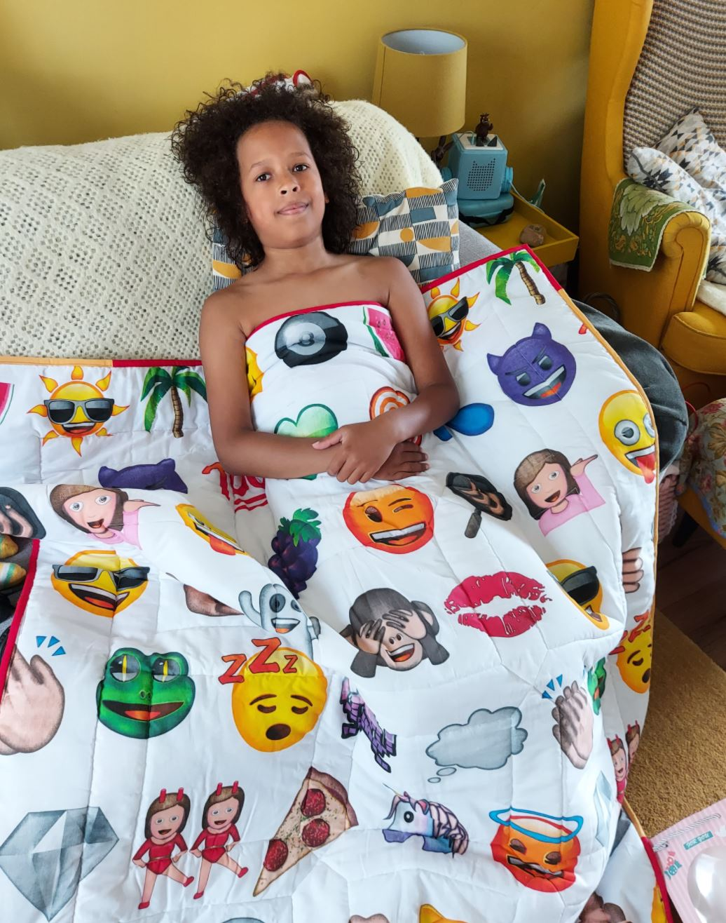 Photo of Riley T's quilt