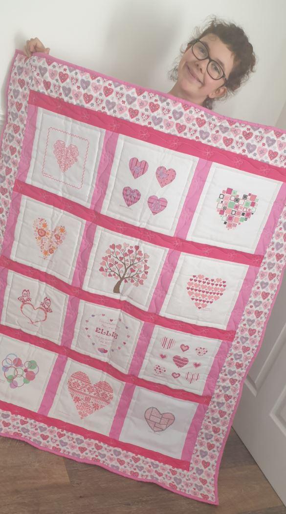 Photo of Ellis S's quilt