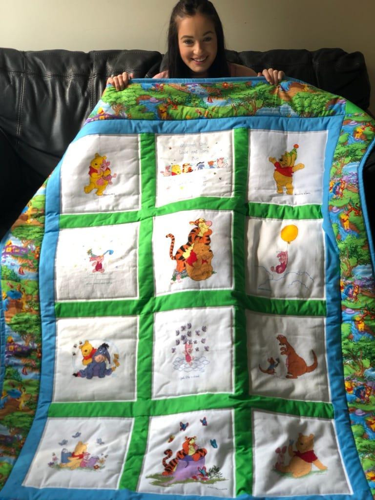 Photo of Jessie G's quilt