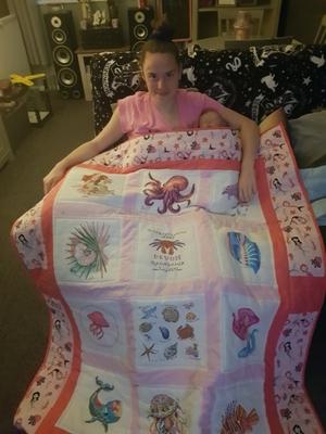 Photo of Devon G's quilt