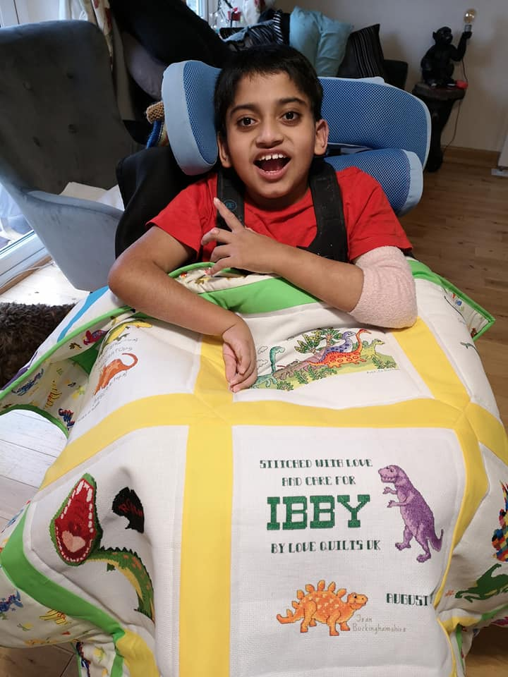 Photo of Ibby B's quilt