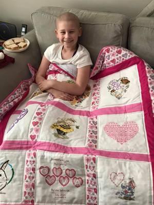 Photo of Olivia C's quilt