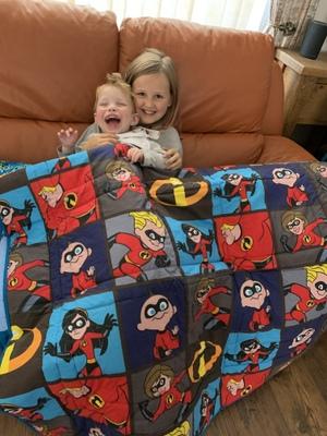 Photo of Freddie M's quilt