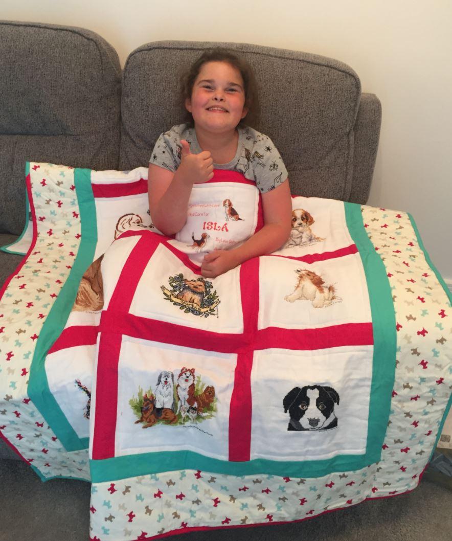 Photo of Isla L's quilt