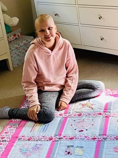 Photo of Phoebe C's quilt