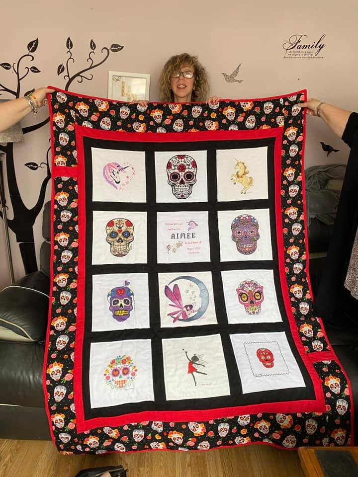 Photo of Aimee L's quilt