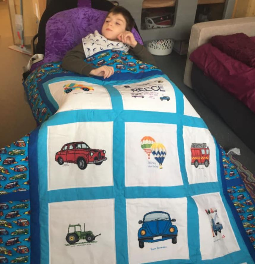 Photo of Reece M's quilt