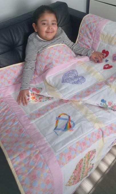 Photo of Amana J's quilt